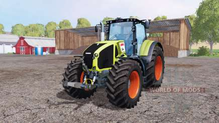 CLAAS Axion 950 cmatic für Farming Simulator 2015