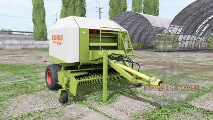 CLAAS Rollant 250 RotoCut v2.3 pour Farming Simulator 2017
