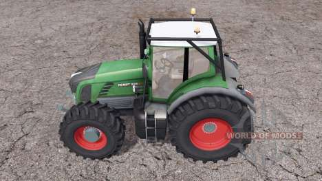 Fendt 936 Vario SCR forest edition pour Farming Simulator 2015