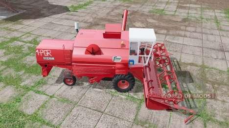Bizon Gigant Z083 4x4 pour Farming Simulator 2017