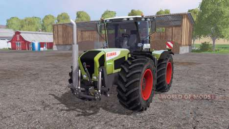 CLAAS Xerion 3800 Trac VC Michelin pour Farming Simulator 2015
