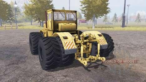 Kirovets K-700 dual-Räder für Farming Simulator 2013