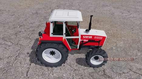 Steyr 8090A Turbo für Farming Simulator 2013