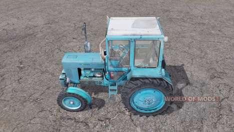 MTZ-80 blau für Farming Simulator 2013