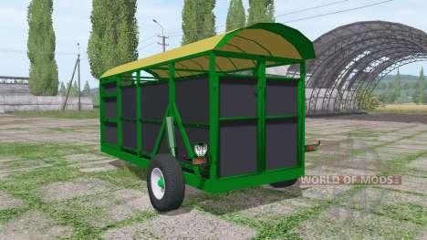 Laumetris PTL-6G für Farming Simulator 2017