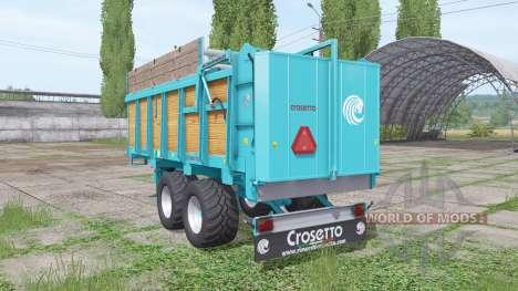 Crosetto SPL180 v1.2 für Farming Simulator 2017