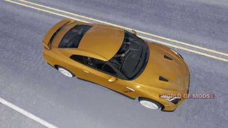 Nissan GT-R (R35) 2017 pour American Truck Simulator