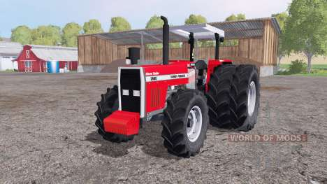 Massey Ferguson 2680 Sincro Turbo pour Farming Simulator 2015