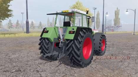 Fendt Favorit 615 LSA Turbomatik für Farming Simulator 2013