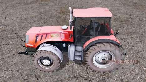 La biélorussie 3022ДЦ.1 4x4 pour Farming Simulator 2015