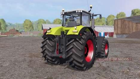 CLAAS Axion 950 Trelleborg pour Farming Simulator 2015