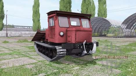 TT-4 pour Farming Simulator 2017