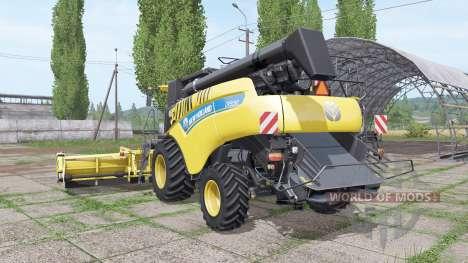 New Holland CR9.90 v1.0.1 pour Farming Simulator 2017