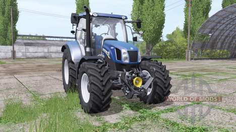 New Holland Т6.160 pour Farming Simulator 2017