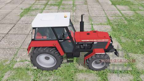 Zetor 16145 red pour Farming Simulator 2017