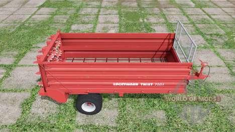 POTTINGER Twist 7001 für Farming Simulator 2017
