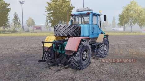 Slobozhanets HTA-220 für Farming Simulator 2013