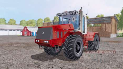 Kirovets K-744R3 pour Farming Simulator 2015