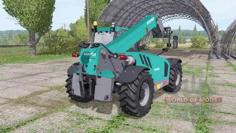 Kramer KT557 für Farming Simulator 2017