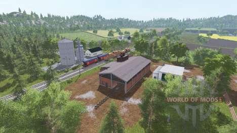 Der Vogelsberg v1.1 für Farming Simulator 2017