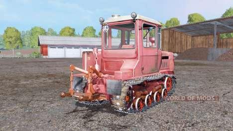VTZ DT-175С Volgar pour Farming Simulator 2015