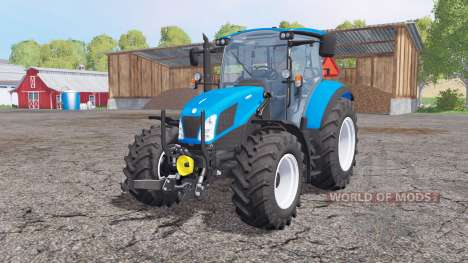 New Holland T5.115 front loader pour Farming Simulator 2015