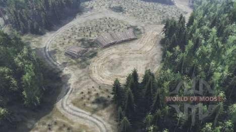 Shadow of Chernobyl v1.2 pour Spin Tires