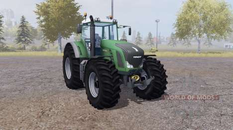 Fendt 936 Vario green für Farming Simulator 2013