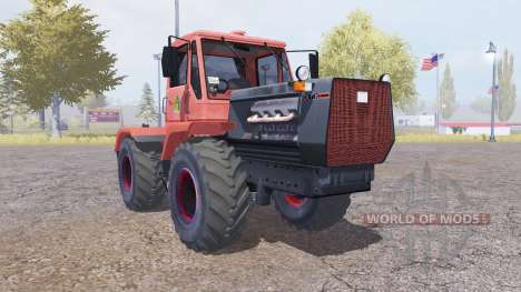T-150K-09 rot für Farming Simulator 2013