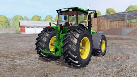 John Deere 8520 weight pour Farming Simulator 2015