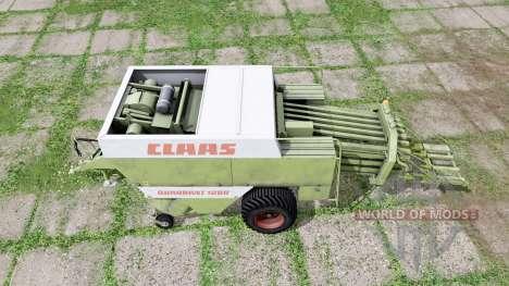 CLAAS Quadrant 1200 old pour Farming Simulator 2017