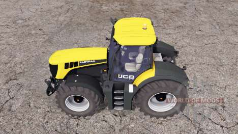 JCB Fastrac 8310 weight pour Farming Simulator 2015