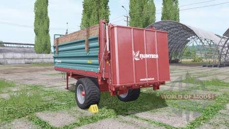 Farmtech Superfex 800 dynamic hose für Farming Simulator 2017