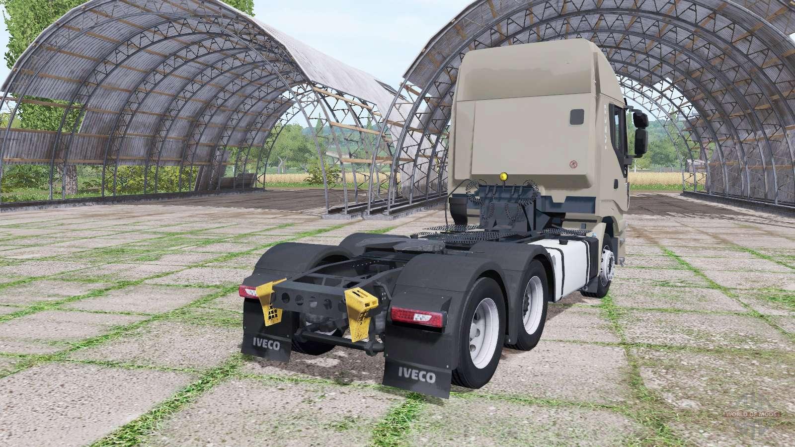 iveco stralis hi way 560 2013 v1 1 f r farming simulator 2017. Black Bedroom Furniture Sets. Home Design Ideas