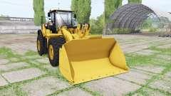 Caterpillar 980K pour Farming Simulator 2017