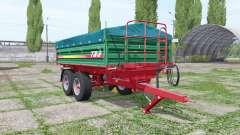 METALTECH TB 8 pour Farming Simulator 2017