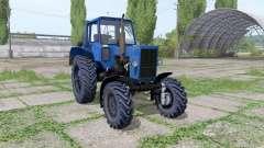 MTZ-82 Belarus dynamische Schläuche für Farming Simulator 2017