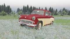 Moskvitch 407 1958
