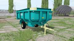 Camara 6TN pour Farming Simulator 2017