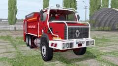 Renault C280 Sapeurs-Pompiers für Farming Simulator 2017