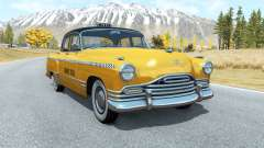 Burnside Special Taxi v1.052 für BeamNG Drive