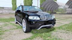 BMW X5 (E53) 2004