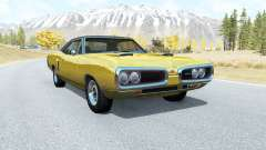 Dodge Coronet RT (WS23) 1970 v2.1 für BeamNG Drive