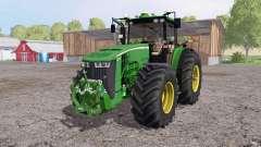 John Deere 8370R Panel IC für Farming Simulator 2015