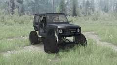 Suzuki Samurai crawler pour MudRunner