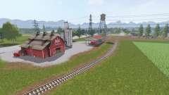 Goldcrest Valley edited pour Farming Simulator 2017