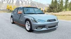 Hirochi Sunburst hatchback v1.13 für BeamNG Drive
