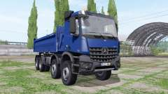 Mercedes-Benz Arocs 3245 K Meiller für Farming Simulator 2017