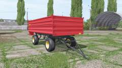 Zmaj 489 new für Farming Simulator 2017