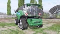 New Holland CR10.95 green pour Farming Simulator 2017